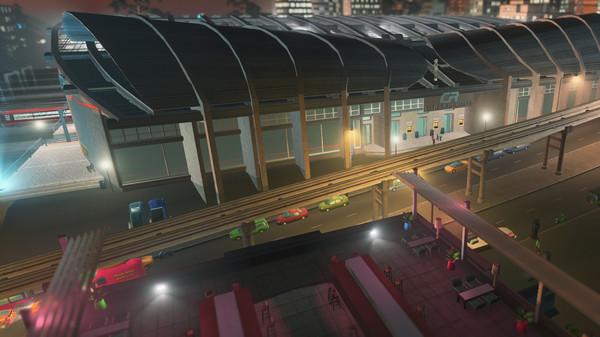 Cities: Skylines PC - Mass Transit DLC cheap key to download