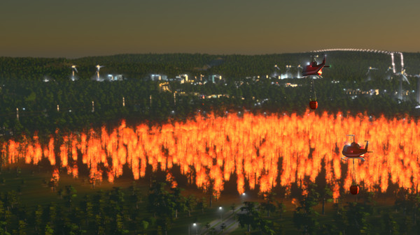 Cities: Skylines Natural Disasters PC cheap key to download