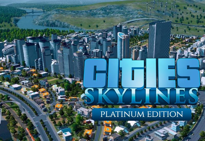 Cities: Skylines Platinum Edition PC billig Schlüssel zum Download