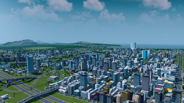 Cities: Skylines Xbox One (UK) cheap key to download