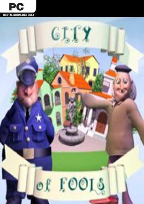 City of Fools PC key
