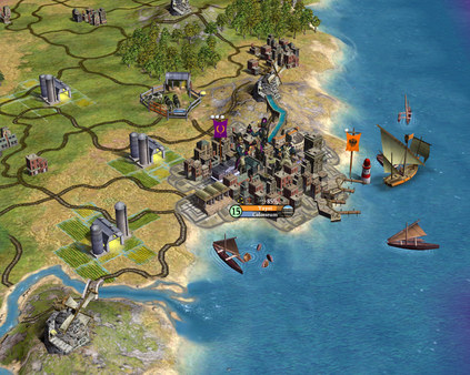 Sid Meier's Civilization IV 4: The Complete Edition PC cheap key to download