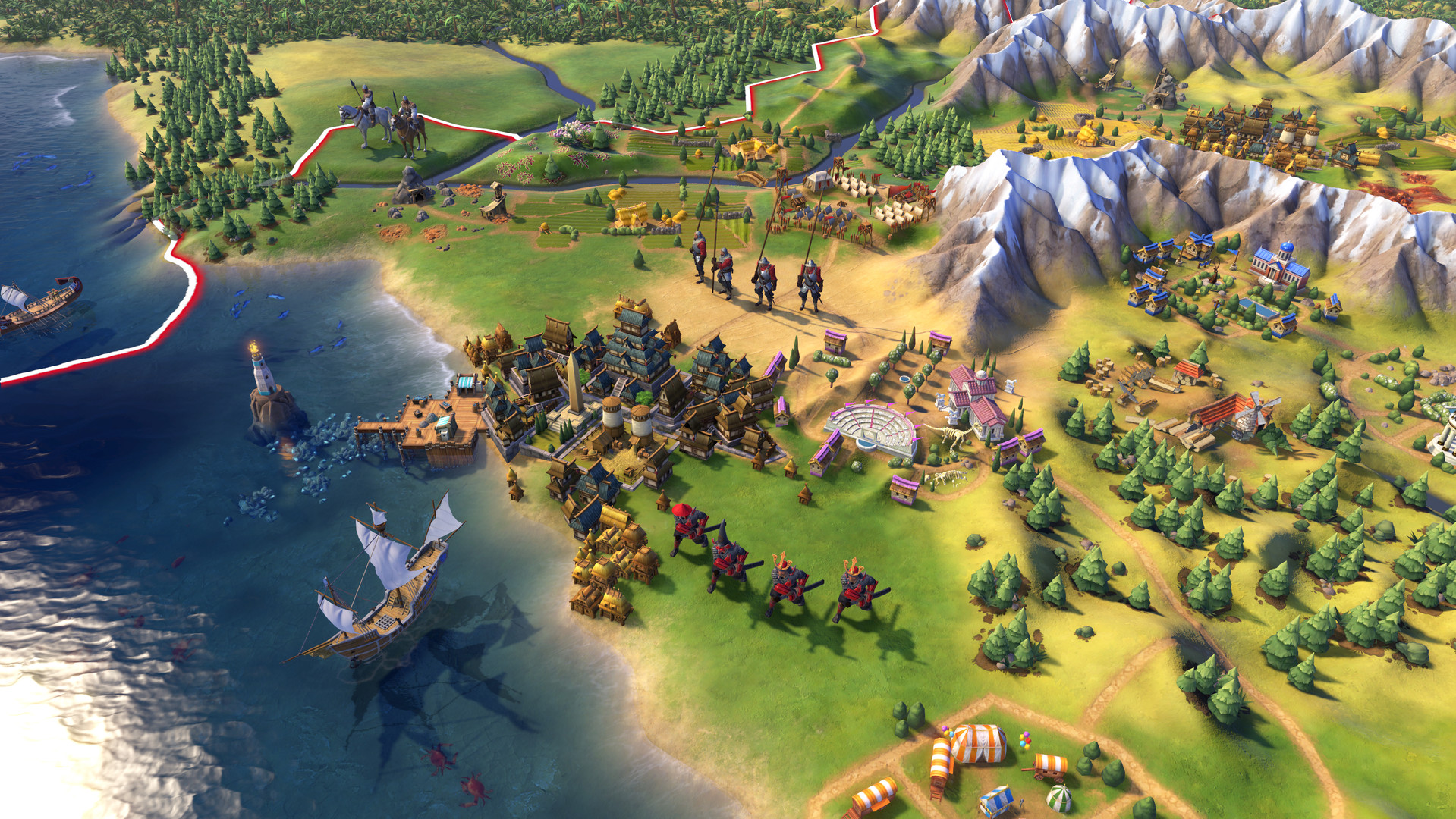 Sid Meier's Civilization VI 6 PC (Global) cheap key to download