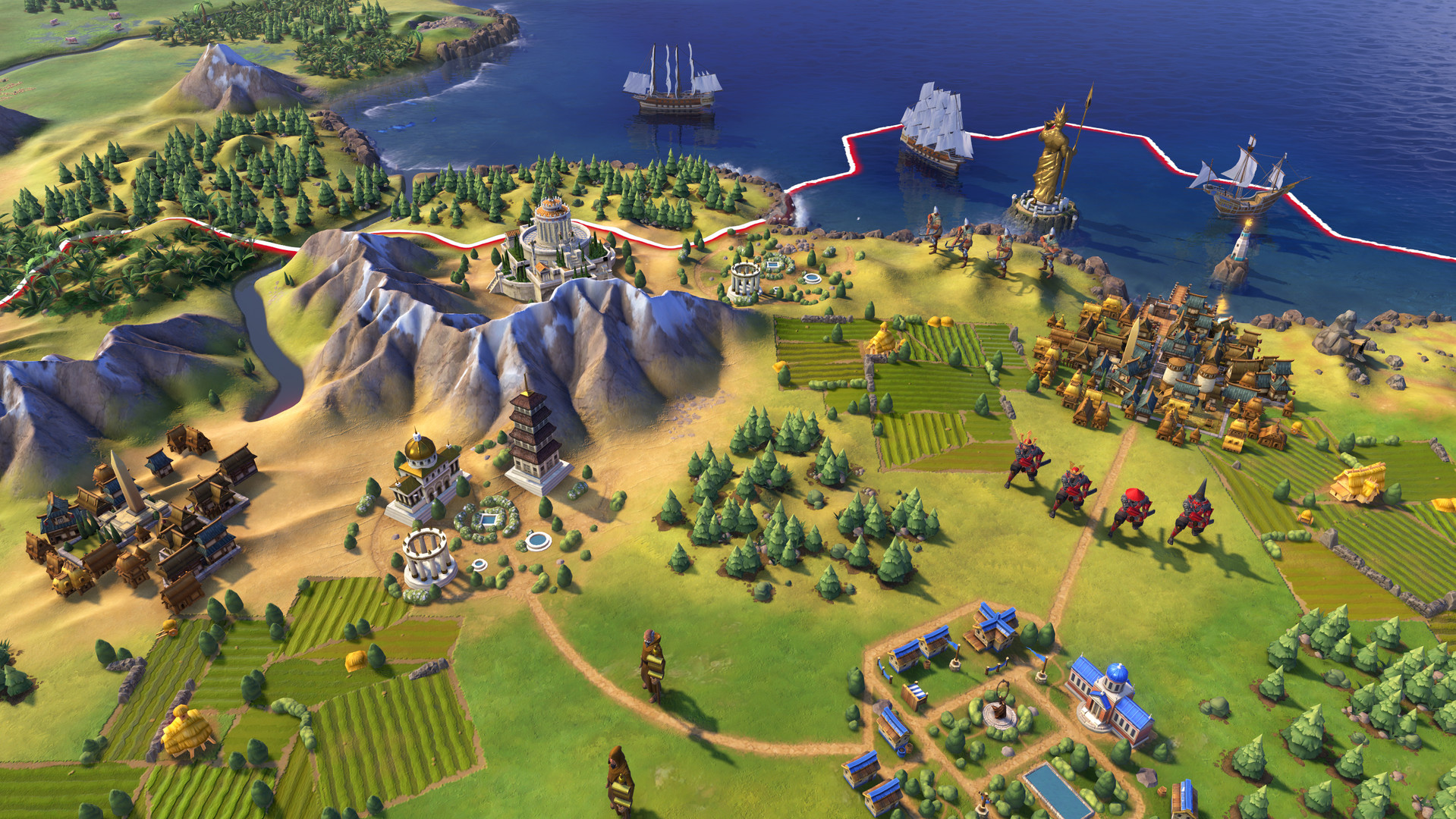 Sid Meier's Civilization VI 6 Digital Deluxe PC cheap key to download