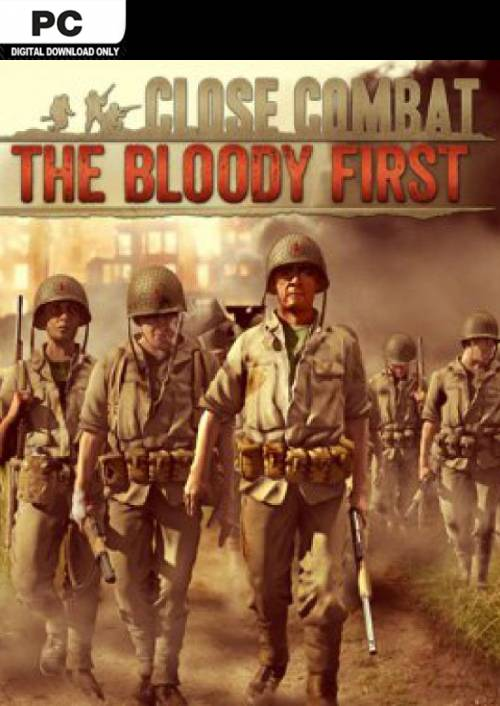 Close Combat: The Bloody First PC key