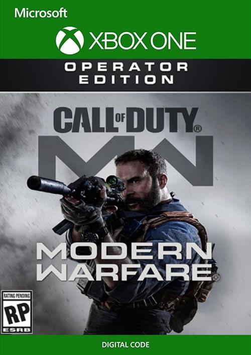 Call of Duty Modern Warfare Operator Edition Xbox One key