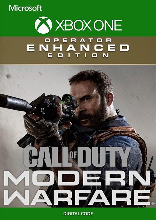 Call of Duty Modern Warfare Operator Enhanced Edition Xbox One key