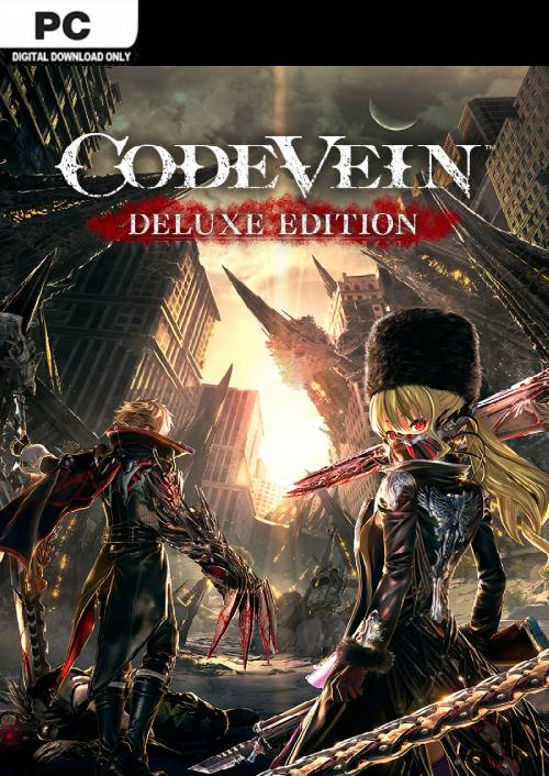 Code Vein - Deluxe Edition PC key