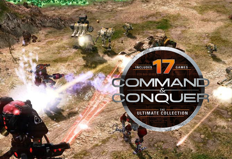 Command and Conquer: The Ultimate Collection PC cheap key to download