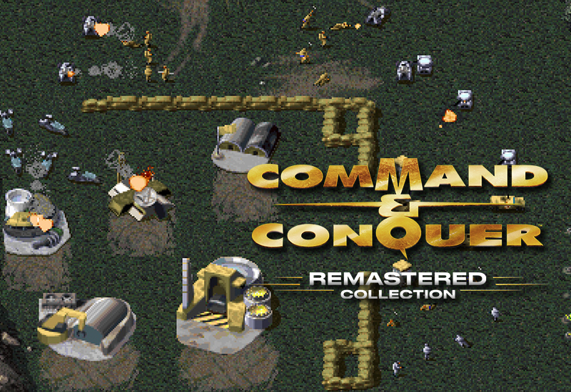 Command & Conquer Remastered Collection PC cheap key to download