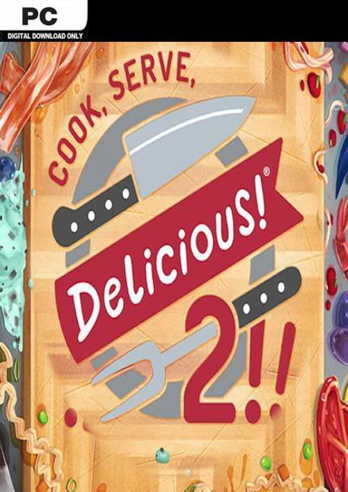 Cook Serve Delicious! 2!! PC key