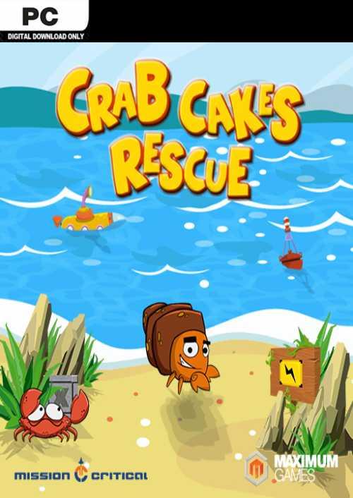 Crab Cakes Rescue PC key