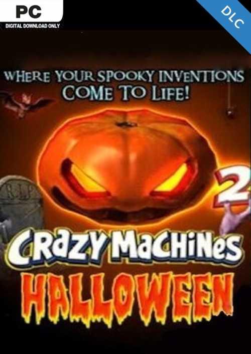 - Crazy Machines 2 Halloween PC