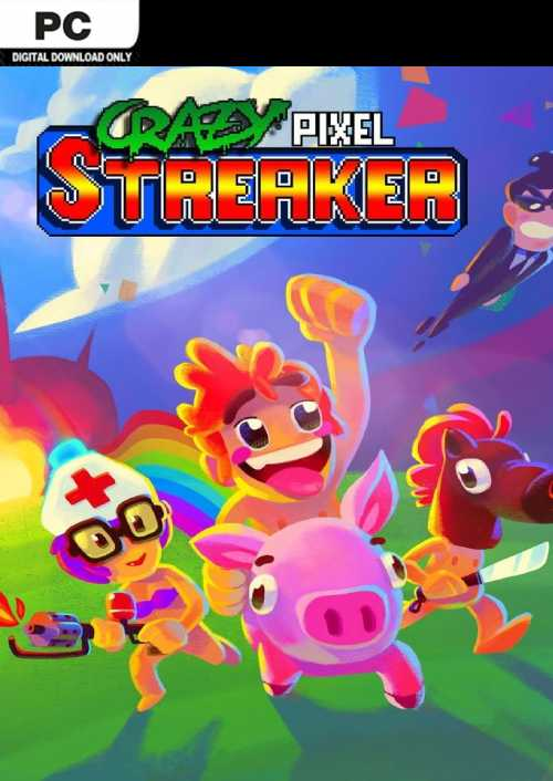 Crazy Pixel Streaker PC key