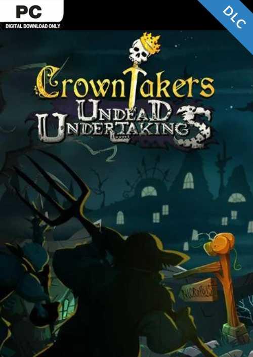 Crowntakers  Undead Undertakings PC key