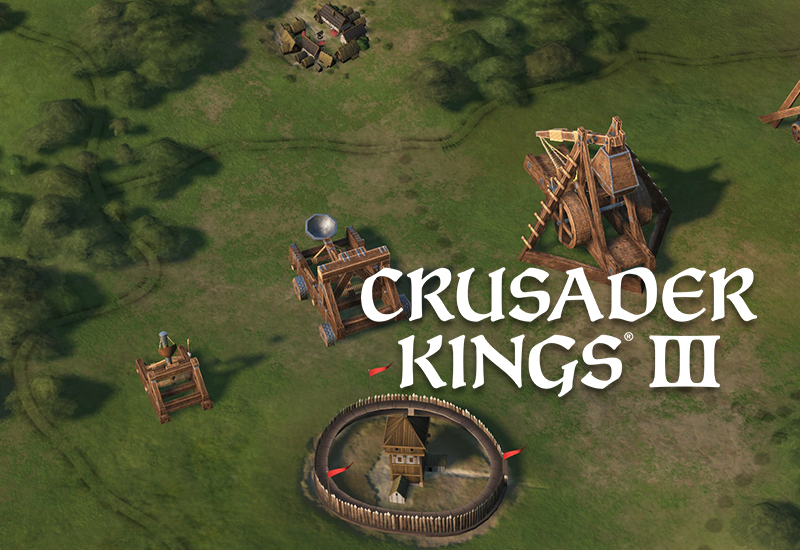 Crusader Kings III PC cheap key to download