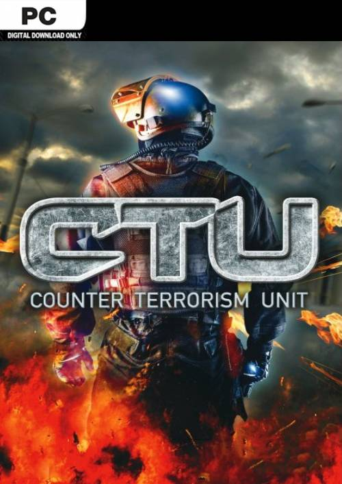 CTU Counter Terrorism Unit PC key