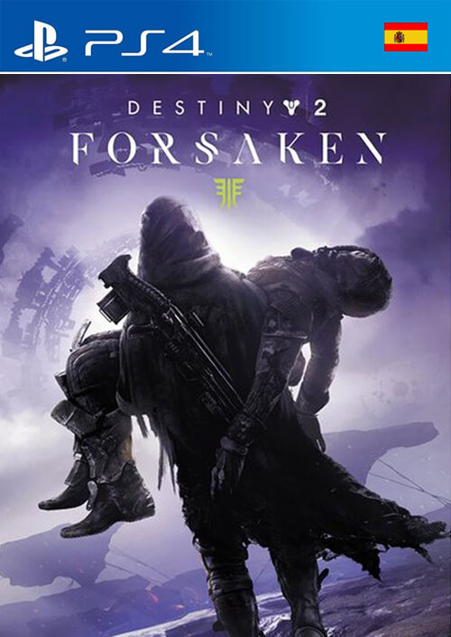Destiny 2 Forsaken DLC PS4 Spain