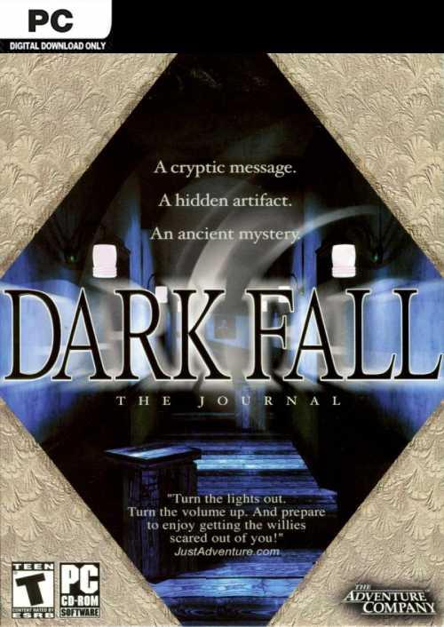 Dark Fall The Journal PC key