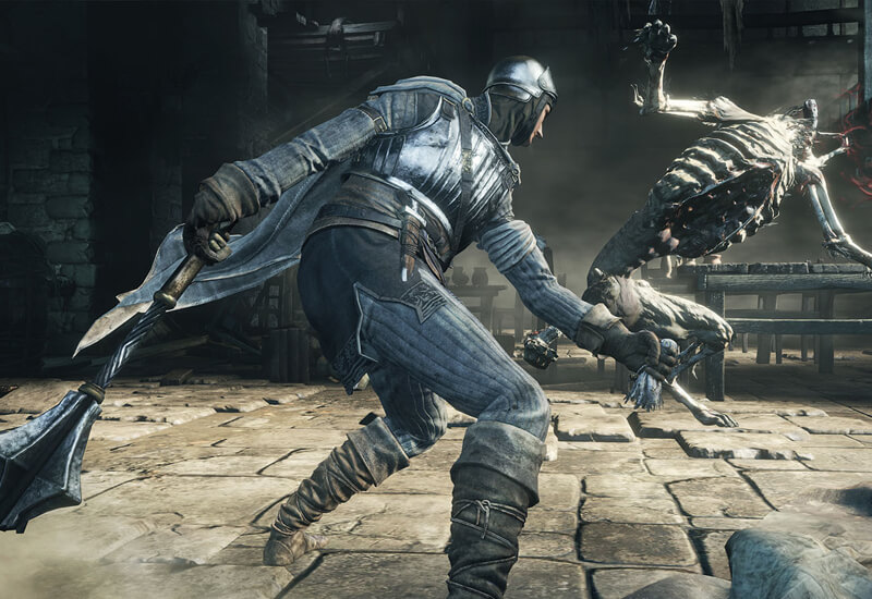 Dark Souls III 3 PC billig Schlüssel zum Download
