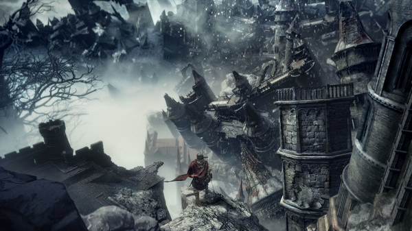Dark Souls III 3 - The Ringed City DLC PC clé pas cher à télécharger