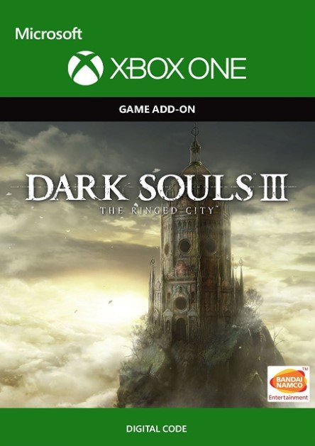 Dark Souls 3 The Ringed City  Xbox One