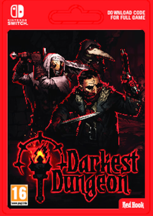 Darkest Dungeon Nintendo Switch