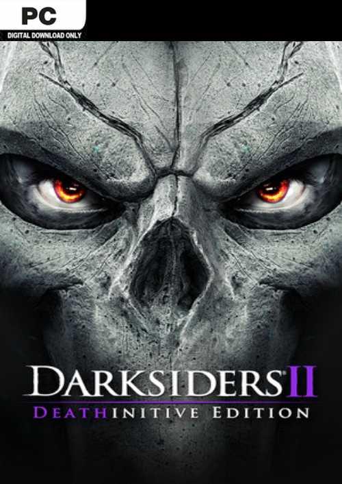 Darksiders II Deathinitive Edition PC key