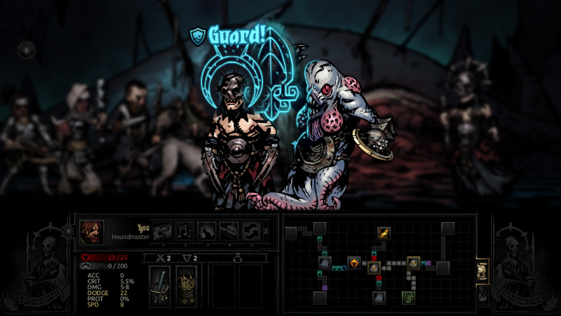 Darkest Dungeon Switch cheap key to download