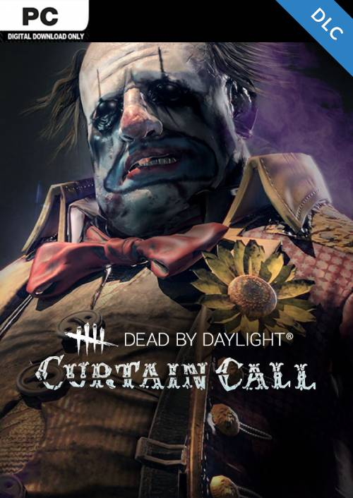 Dead by Daylight PC - Curtain Call Chapter DLC key