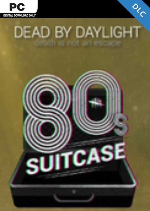 Dead by Daylight PC - The 80s Suitcase DLC key
