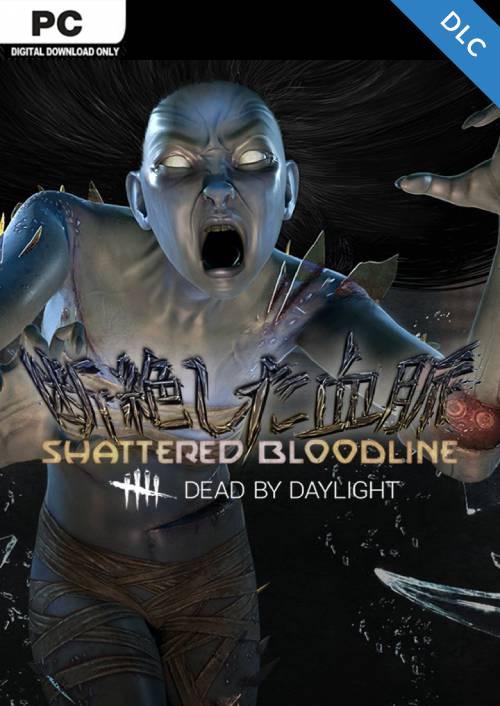 Dead by Daylight PC - Shattered Bloodline DLC key