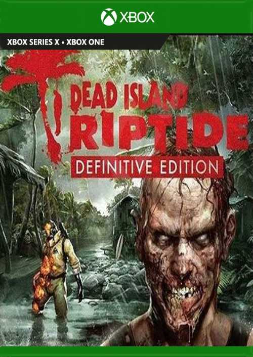 Dead Island Riptide Definitive Edition Xbox One