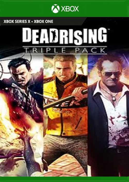 Dead Rising Triple Bundle Pack Xbox One