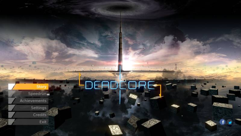 DeadCore PC billig Schlüssel zum Download