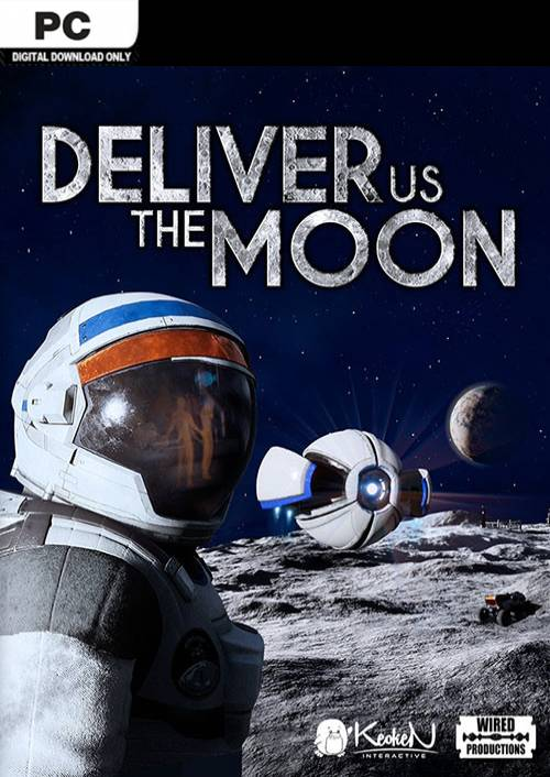 Deliver Us The Moon PC key