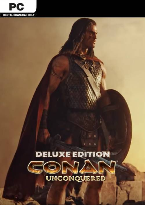 Conan Unconquered Deluxe Edition PC key