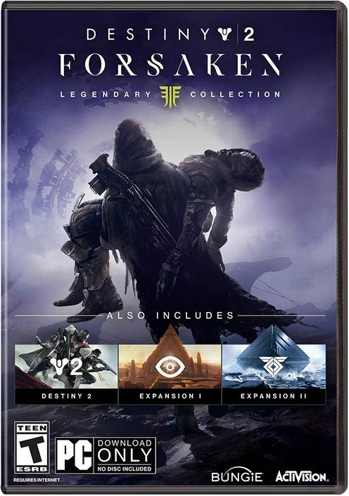 Destiny 2 Forsaken - Legendary Collection PC + DLC