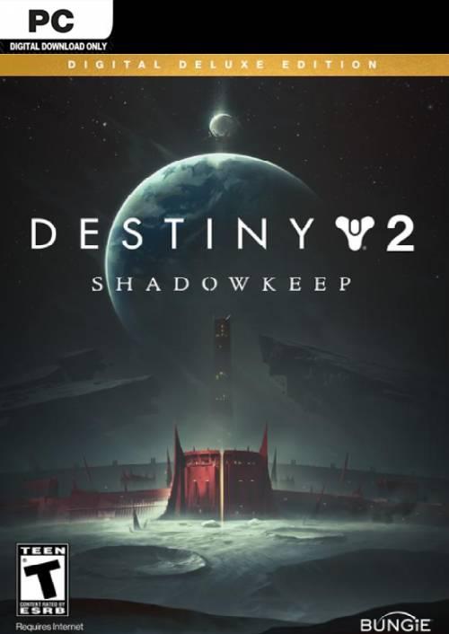 Destiny 2: Shadowkeep Deluxe Edition PC (EU) key