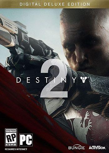 Destiny 2 Digital Deluxe Edition PC (US)