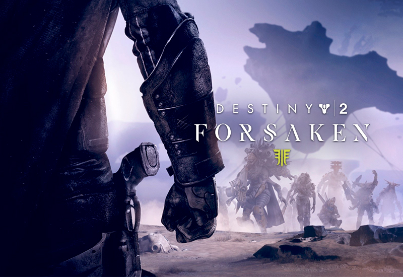 Destiny 2 Forsaken PS4 (Spain) cheap key to download