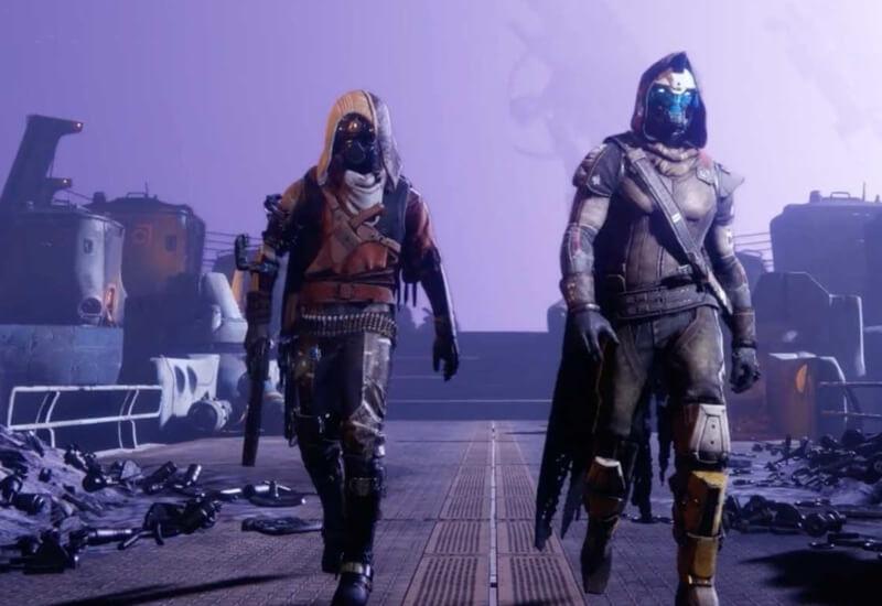 Destiny 2: Forsaken DLC PS4 cheap key to download