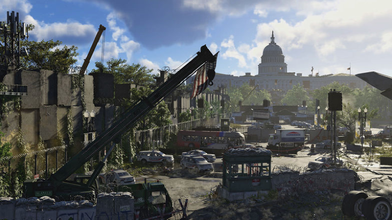 Tom Clancy's The Division 2 Gold Edition PC cheap key to download
