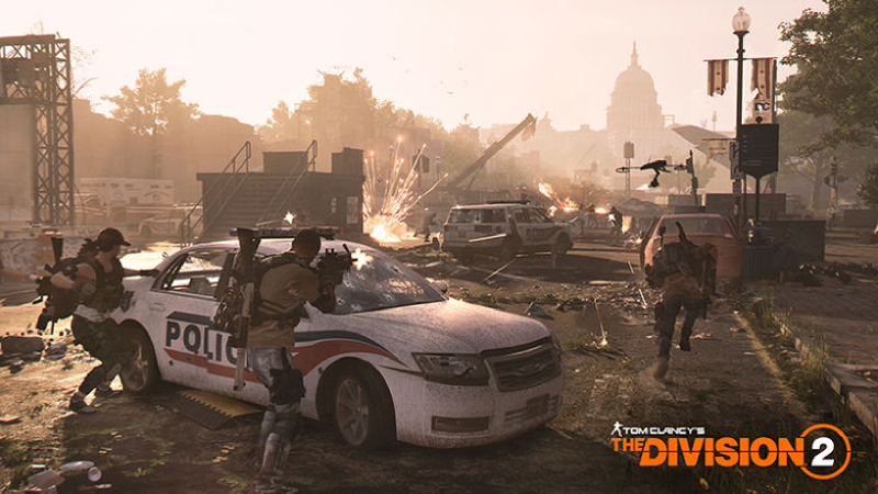 Tom Clancys The Division 2 Gold Edition PC cheap key to download