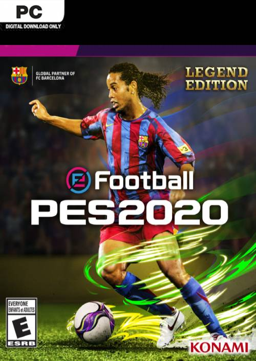 eFootball PES 2020 Legend Edition PC key