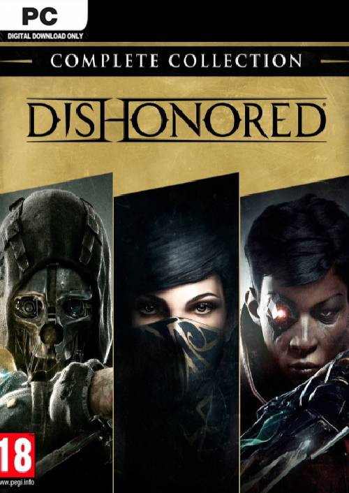 Dishonored Complete Collection PC key