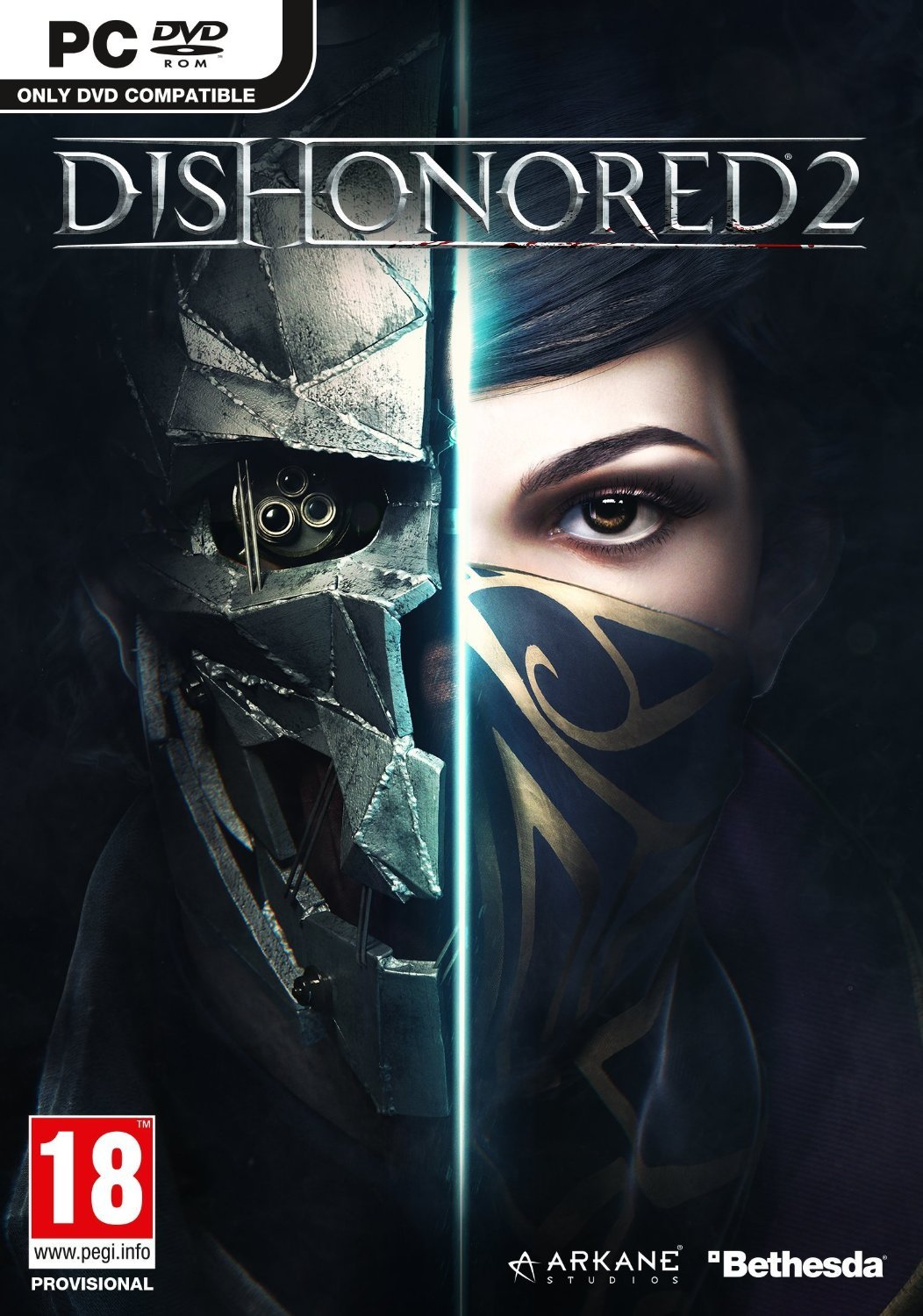 Dishonored 2 PC cheap key to download