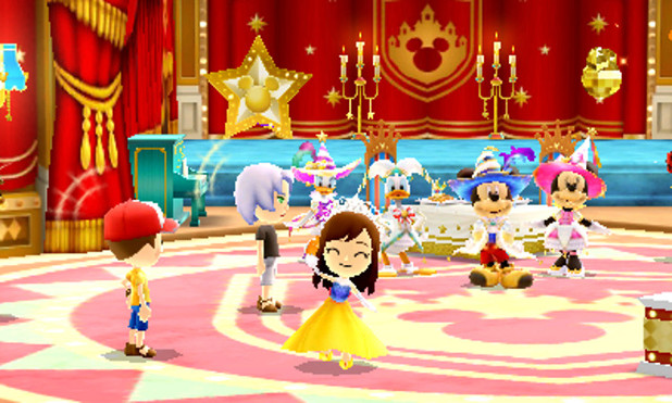 Disney Magical World 2 3DS - Game Code cheap key to download