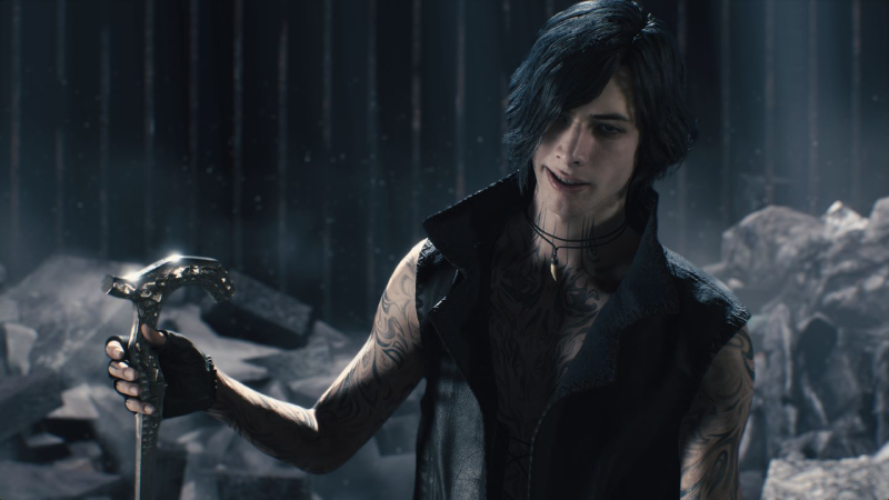 Devil May Cry 5 Xbox One cheap key to download