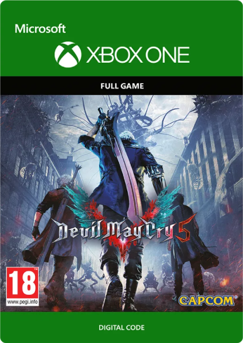 DmC 5 Devil May Cry V Xbox One